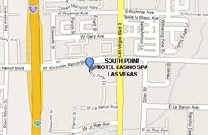 South Point Hotel Casino Spa Las Vegas